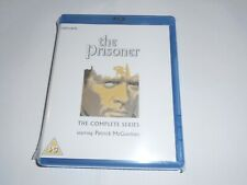 The Prisoner Patrick McGoohan BluRay Set 17 episodes + Extras *NEW/SEALED*