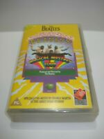 THE BEATLES MAGICAL MYSTERY TOUR VHS VIDEO TAPE PAL FREE POSTAGE