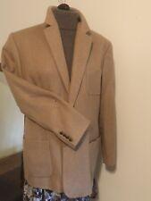 New ListingTalbots 100% Camel hair Wool sz 16 blazer. Made in Italy Classic Oversized Loo
