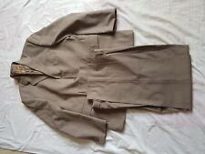 """MENS SOVEREIGN BROWN SUIT 40"""" CHEST, TROUSERS 32/34"""""""
