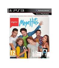 "Juego Sony PS3 ""singstar MegaHits Ultimate Party"""