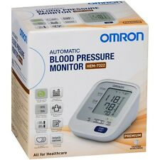 POSTED TODAY! GET IT FASTER! Omron Premium Blood Pressure Monitor HEM7322 NEW