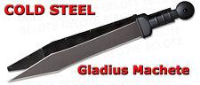 "Cold Steel 19"" GLADIUS Machete Sword w/ Cordura Sheath 16oz 97GMS 97GMSZ *NEW*"