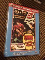 Guru The Mad Monk DVD Andy Milligan Terror 1970 Horror Cult OOP NEW!SEALED Rare