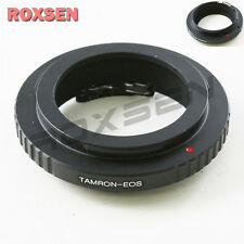 Réglable af confirmer Tamron Adaptall 2 objectif AD2 pour Canon EOS mount adapter 60D