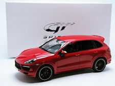 GT Spirit 2013 Porsche Cayenne GTS Carmine Red LE of 504 1/18 Scale New In Stock