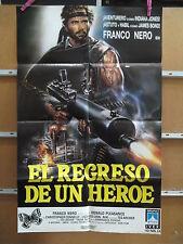 A3230 El retorno de un héroe Franco Nero, Donald Pleasence, Christopher Connelly
