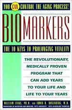 Biomarkers - William Bill Evans (Signed by Author) Paperback Vitality