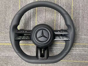 Mercedes Benz Genuine  2022 Version AMG steering wheel