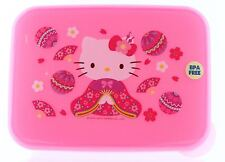 Hello Kitty Lunch Container: Japan