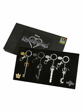 Disney Kingdom Hearts SDCC 2017 Keyblade Keychain Set Of 4 *US Seller*