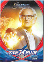 DC Legends of Tomorrow Str Pwr Star Power Card Dr Martin Stein Red S03