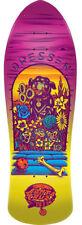 Santa Cruz Dressen Pup Purple-YELLOW-REISSUE Deck