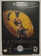 Nintendo Gamecube Catwoman (Manual, box and game) #2