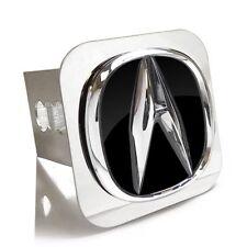 Acura 3D Chrome Logo Tow Hitch Cover Plug
