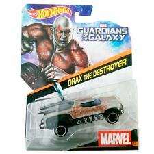 HOTWHEELS 1/64 MARVEL CHARACTER VEHICLE DRAX THE DESTROYER