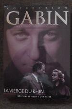 DVD la vierge du rhin neuf toujours emballé 1953 jean gabin