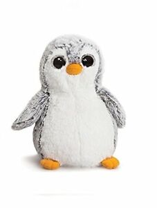 Aurora Pompom Penguin Soft Toy 15cm Brand New