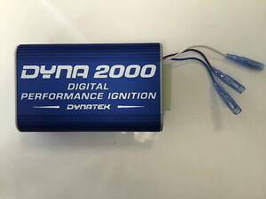 Dynatek CDI Dyna 2000 4 Cylinder Digital Ignition Programmable Module Only