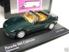 1/43 Minichamps Porsche 944 Cabrio 1991 grünmetallic