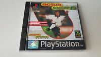 Actua Soccer 2 (Sony PlayStation 1) PS1 PAL UK European Complete