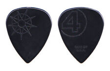 Slipknot Jim Root Signature Black Molded Guitar Pick - 2016 Tour #4