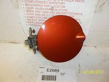 07 08 09 10 11 12 DODGE CALIBER FUEL FILLER DOOR SUNBURST ORANGE PEARL CODE PV6
