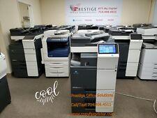 Konica Minolta Bizhub C224e Copier-Printer-Scanner. Very Clean-Low Meter