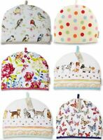 Cooksmart Tea cosy 100% Cotton Insulated Tea cosy MultiColour Teapot Warmer Covr