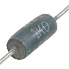 20 Stück WIDERSTAND 3W Draht 1 kΩ  axial 5% 12,7x 5,6 mm (LxØ) Neuware ohne RoHS