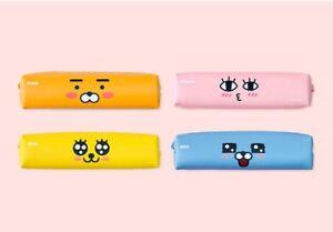 Kakao Friends Little Friends Mini SquareFlat Pen Pencil Multi-Purpose Pouch Case