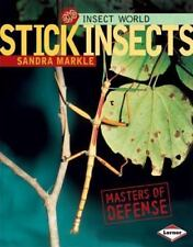 Stick Insects: Masters of Defense (Insect World), Markle, Sandra, Good Books