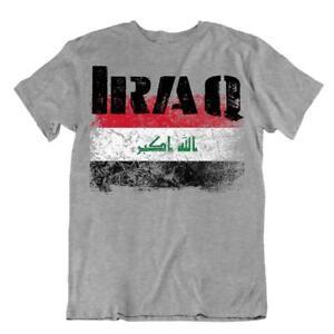 Iraq flag Tshirt T-shirt Tee top city map Eagle of Saladin stunning holy gift