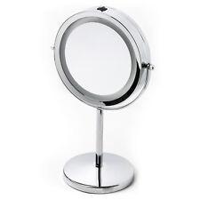 Specchio Per Trucco Da Bagno Specchietto Ingranditore Portatile Colore Panna Casa, Arredamento E Bricolage