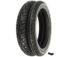 Bridgestone BT-45 Tire Set - Honda FT500 CB750F CB900F CBX - Tires and Valves