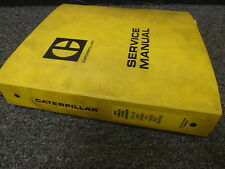 Caterpillar Cat 955K 955L Track Type Crawler Loader Shop Service Repair Manual