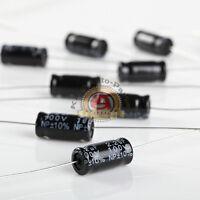 Non-Polarized Electrolytic Audio Capacitor 2.2uF 100V (10/pk) Free shipping