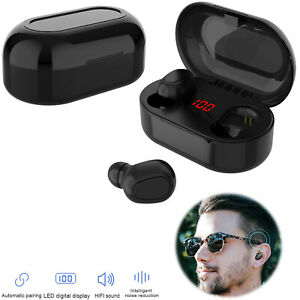 Bluetooth Earbuds Wireless Headset with Mic For Samsung S10 S20 A10 A20E A12 HTC