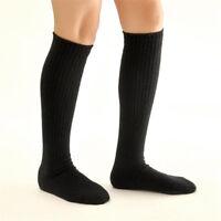 1Pair Winter Warm Wool Stockings Socks Soft Knee-high Socks Xmax Gift Unisex
