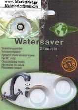 Wassersparer Set für 1 Dusche & Wasserhahn 2 Wasserhähne Belüfter 3 Speichern
