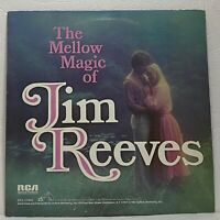 Jim Reeves – The Mellow Magic Of: RCA Special Products LP 1981 Compilation FOLK