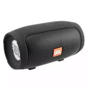 JBL Charge Mini 3 Wireless Bluetooth Outdoor Portable Speaker System - Black
