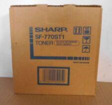 Original Sharp SF- 770ST1 Toner black für SF-770-7700-7750 OVP B