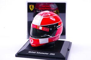 DISPONIBILE - Casco Ferrari Michael Schumacher F2002 Scala 1:5 Spark Helmet