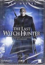 Dvd «THE LAST WITCH HUNTER ♦ L'ULTIMO CACCIATORE DI STREGHE» con Vin Diesel 2015