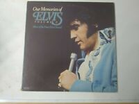 Elvis Presley ‎– Our Memories Of Elvis Volume 2 Vinyl LP 1979