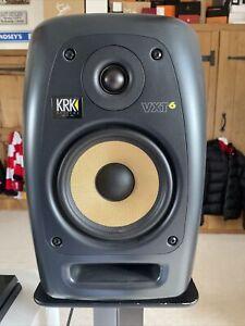 KRK VXT6 Active Studio Monitors Pair Excellent Condition