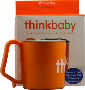 Kid's Cup by Think Baby, 1 cup Orange