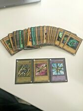 Yu-Gi-Oh! Cards - Legend of Blue Eyes White Dragon (LOB) Collection