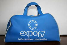 1967 Expo Montreal Canada Baggage